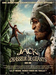 Affiche du film Jack le chasseur de géant