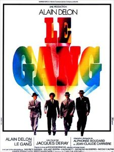 Affiche du film Le gang