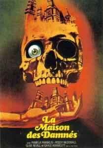 Affiche du film La maison des damnés