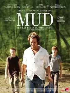 Affiche du film Mud