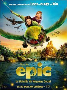 Affiche du film Epic