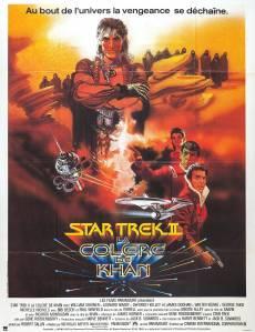 Affiche du film Star Trek 2 La colère de Khan