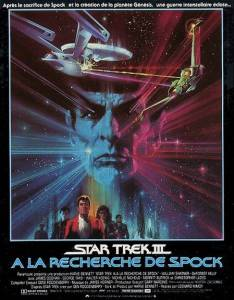 Affiche du film Star Trek 3 A la recherche de Spock