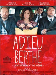 Affiche du film Adieu Berthe - L'enterrement de Mémé