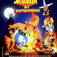 ASTÉRIX ET LES INDIENS de Gerhard Hahn (1995)