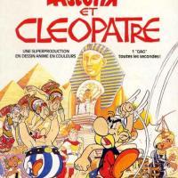 ASTÉRIX ET CLÉOPÂTRE de René Goscinny et Albert Uderzo (1968)