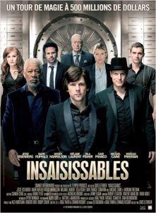 Affiche du film Insaisissables