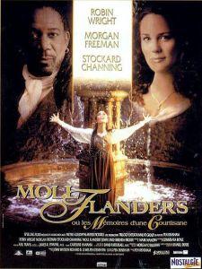 Affiche du film Moll Flanders ou les mémoires d'une courtisane