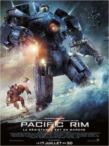 Affiche du film Pacific Rim