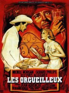 Affiche du film Les Orgueilleux