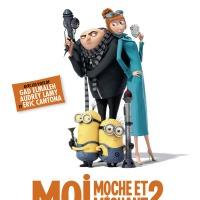 MOI, MOCHE ET MÉCHANT 2 de Chris Renaud et Pierre Coffin (2013)