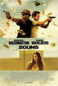 Affiche du film 2 Guns