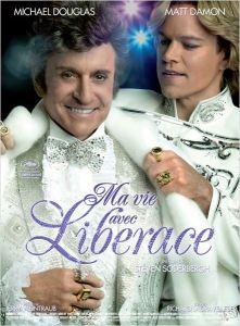 Affiche du film Ma vie avec Liberace
