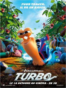 Affiche du film Turbo