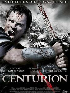Affiche du film Centurion