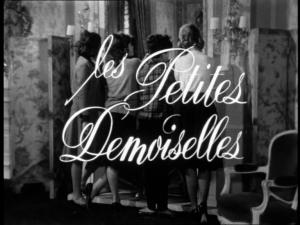 Photo du titre Les petites demoiselles