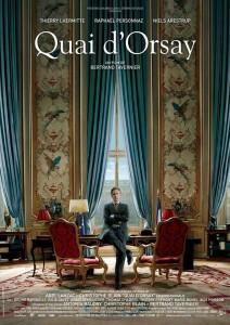Affiche du film Quai d'Orsay