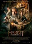 Affiche du film Le Hobbit : La désolation de Smaug