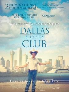 Affiche du film Dallas Buyers Club