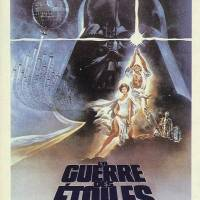 STAR WARS 4 : UN NOUVEL ESPOIR - LA GUERRE DES ÉTOILES de George Lucas (1977)