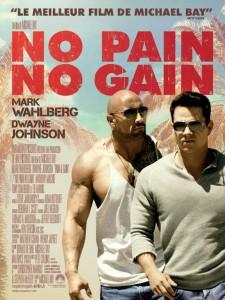 Affiche du film No Pain No Gain