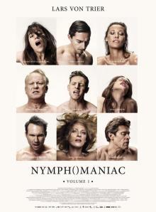 Affiche du film Nymphomaniac - Volume 1