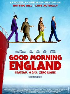 GOOD MORNING ENGLAND de Richard Curtis (2009)