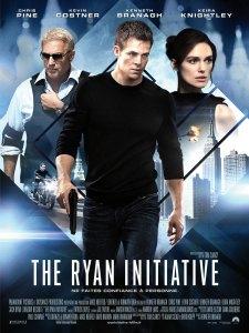 Affiche du film The Ryan Initiative