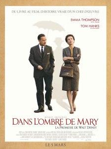 DANS L'OMBRE DE MARY - LA PROMESSE DE WALT DISNEY de John Lee Hancock (2014)