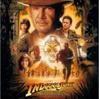 INDIANA JONES ET LE ROYAUME DU CRÂNE DE CRISTAL de Steven Spielberg (2008)