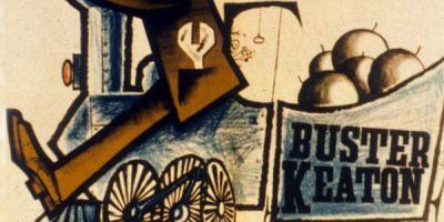 Affiche du film Le mécano de la General