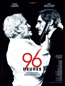 Affiche du film 96 heures