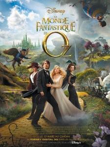 Affiche du film Le monde fantastique d'Oz