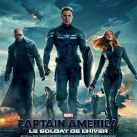 CAPTAIN AMERICA : LE SOLDAT DE L'HIVER de Anthony Russo et  Joe Russo (2014)