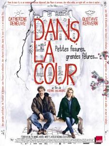 Affiche du film Dans la cour