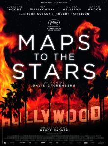 Affiche du film Maps to the stars