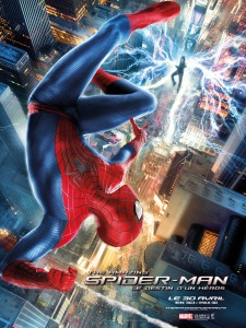 Affiche du film The Amazing Spiderman : Le destin d'un héros