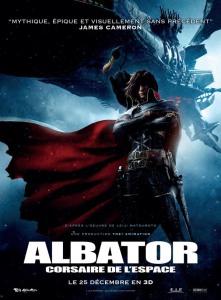 Affiche du film Alabator, corsaire de l'espace