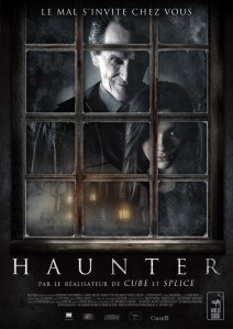 Affiche du film Haunter