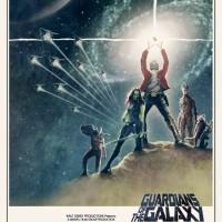 LES GARDIENS DE LA GALAXIE de James Gunn (2014)