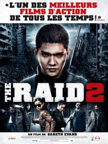Affiche du film The Raid 2