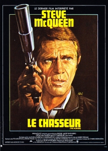 Affiche du film Le chasseur
