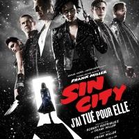 SIN CITY : J'AI TUÉ POUR ELLE de Robert Rodriguez et Frank Miller (2014)