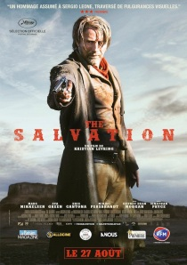 Affiche du film The Salvation