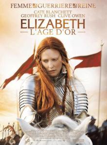 Affiche du film Elizabeth l'âge d'or