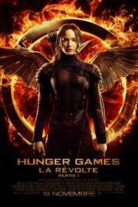 Affiche du film Hunger Games : La révolte partie 1
