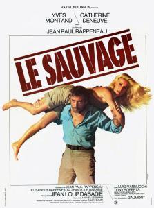 Affiche du film Le sauvage
