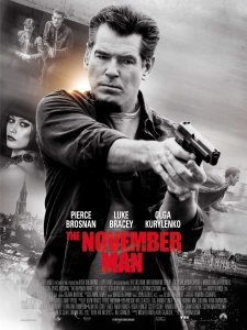 Affiche du film The November Man