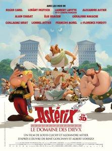 Affiche du film Astérix : Le domaine des dieux