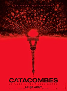 Affiche du film Catacombess